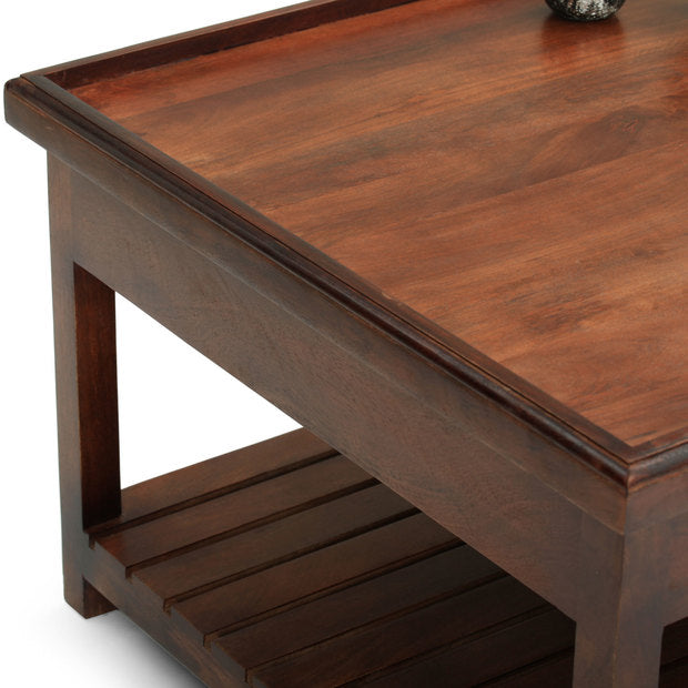 Coffee Table Wooden  — ANCONA