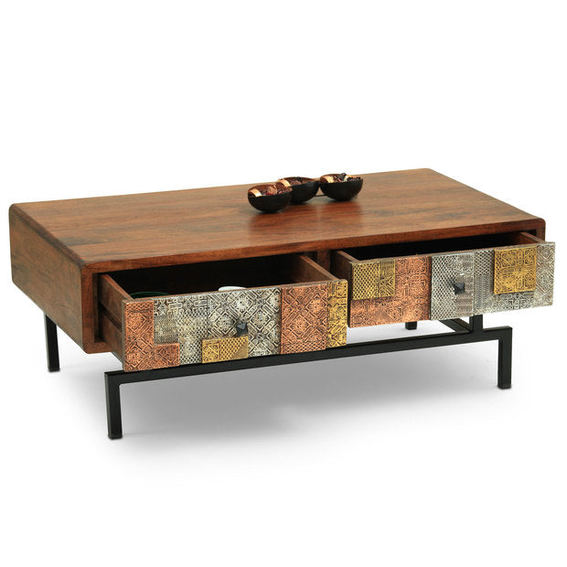 Coffee Table Wooden  — FABRO