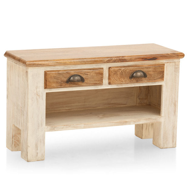 Coffee Table Wooden  — HARLEM ( Two-Toned)