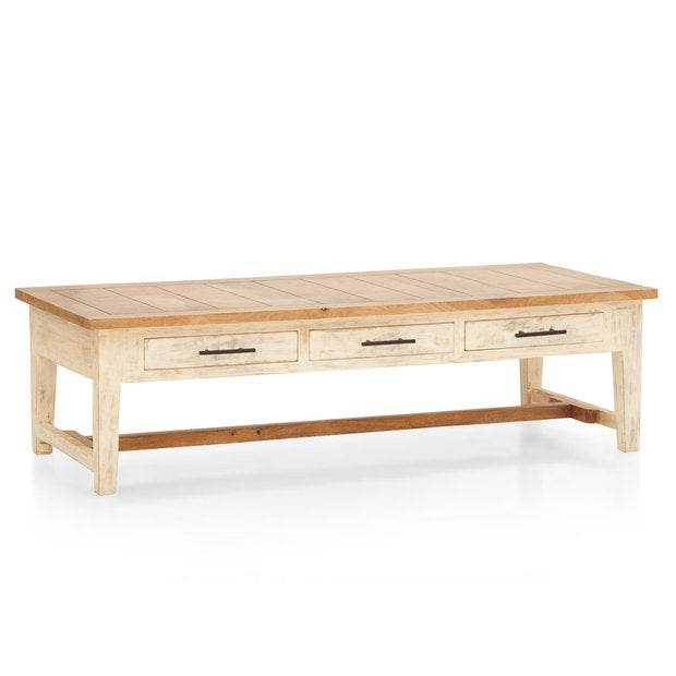 Coffee Table Wooden (Wide)  — TUCSON