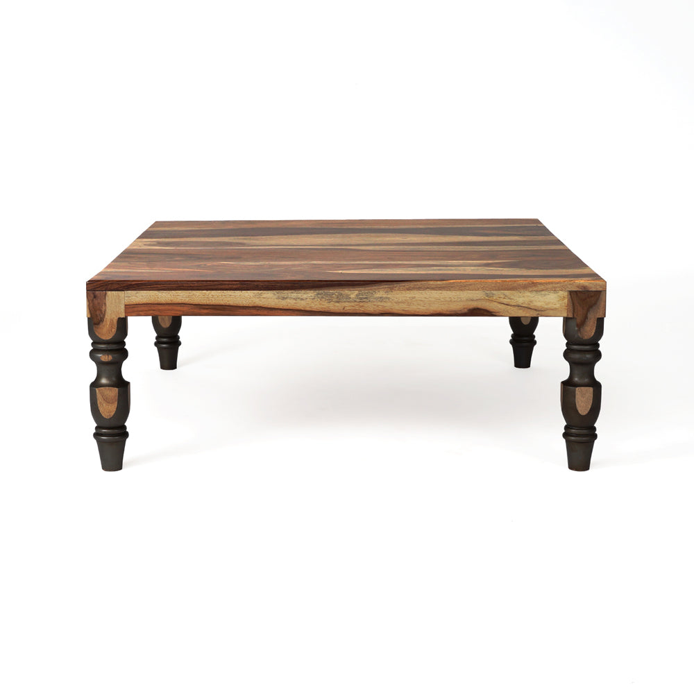 Coffee Table Wooden — Supine (Square)