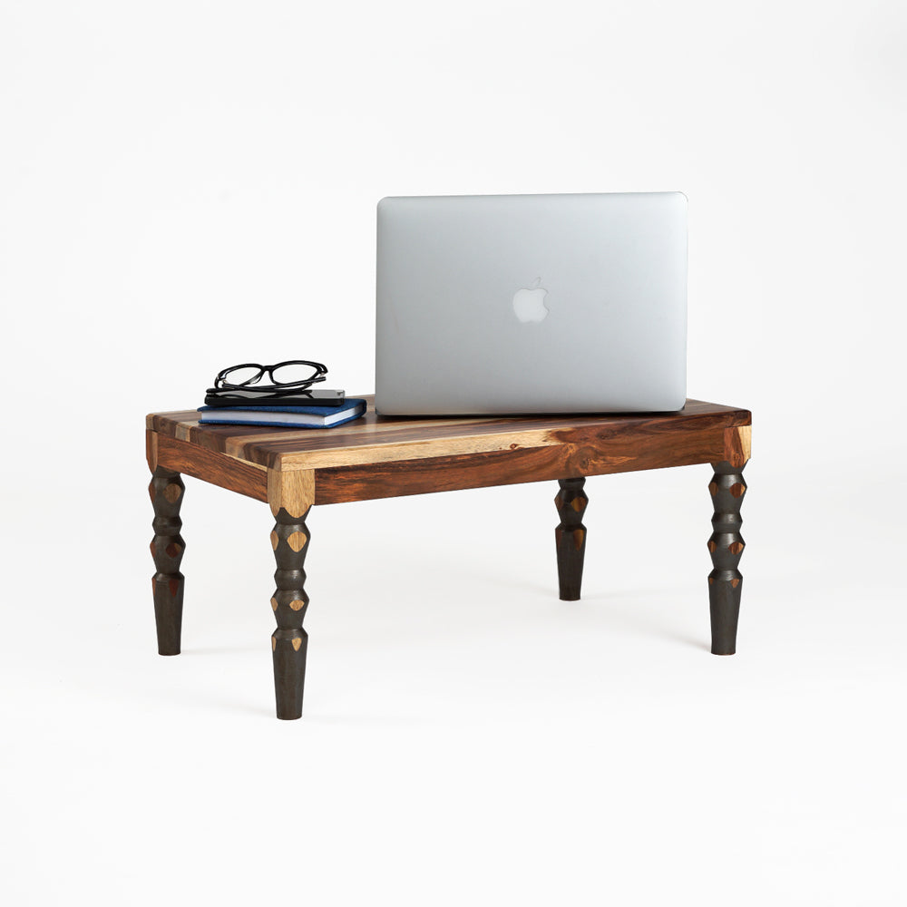 Mini Table Wooden — Supine