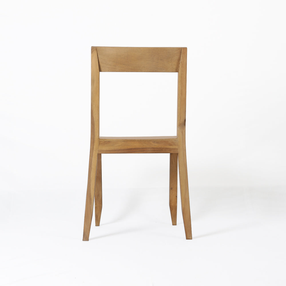 Writing Chair Wooden — Idyllic