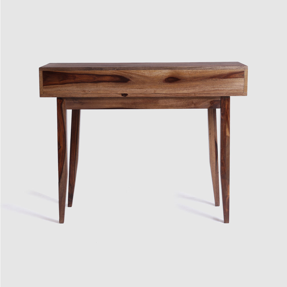Console Table Wooden ( Walnut ) — Idyllic
