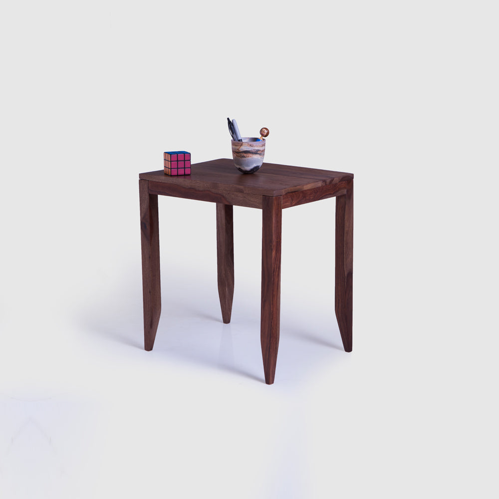 Nested Tables Wooden — Idyllic (Walnut)