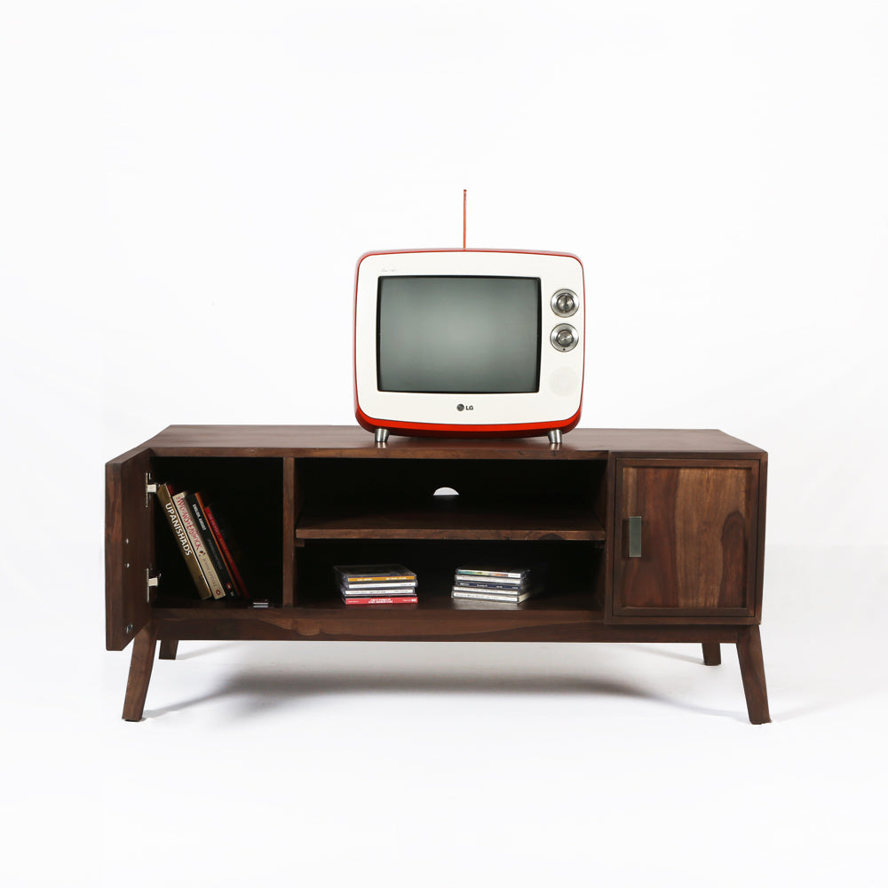 TV Unit Wooden — SOLITUDE