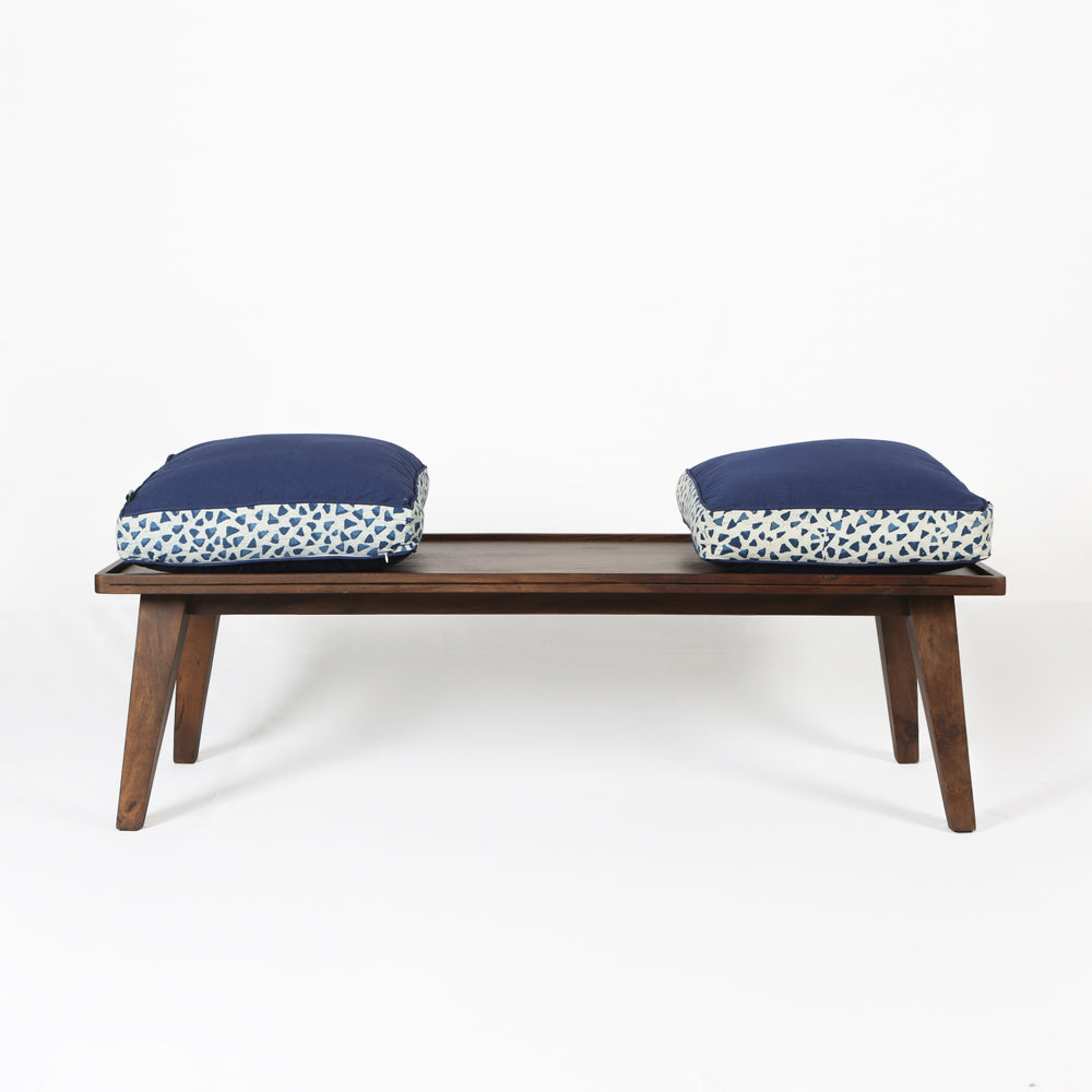Bench Wooden — DUO ( Two is Company )