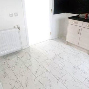 Gloss Carrera Marble Tile Flooring