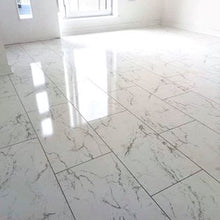 Load image into Gallery viewer, Gloss Carrera Marble Tile Flooring