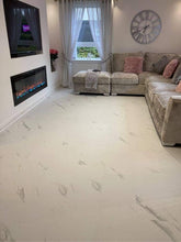 Load image into Gallery viewer, LVT Flooring Carrera Marble