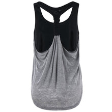 Load image into Gallery viewer, Women's Scoop Neckline Racerback Tank Top