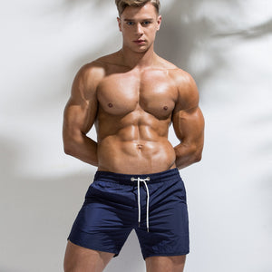 Men's Swimwear Beach Board Shorts Swim Trunks