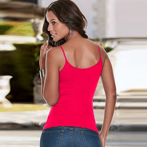 Women's Camisole Stretchable Slim Sexy Strappy Cami Tops