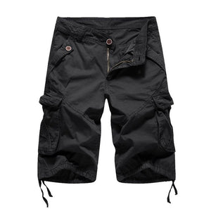 Cargo Shorts Men's Design Camouflage Military Shorts Hip Hop Casual Shorts