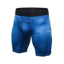 Load image into Gallery viewer, Men's Sport Tight Running Biking Elastic Waist Gym Shorts