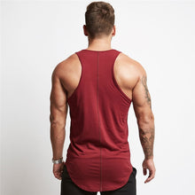 Load image into Gallery viewer, Men's Sleeveless Tank Tops Bodybuilding Undershirt Fitness Tops