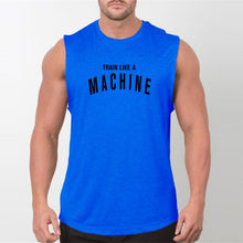 Load image into Gallery viewer, Men's Tank Tops Fitness Bodybuilding Breathable Slim Fitted Muscle Tees