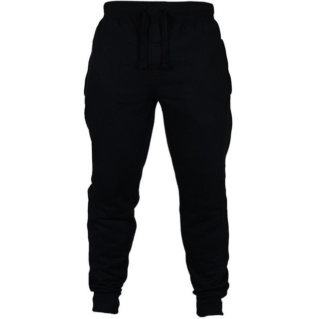 Men's Sport Pants Loose Athletic Training Jogging Gym Trousers