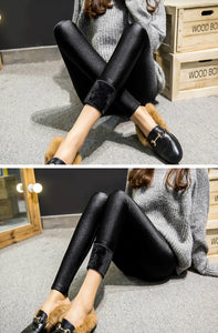 Women's Autumn/Winter Thick Warm Leggings
