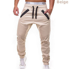 Load image into Gallery viewer, Men's Casual Drawstring Joggers Mid Waist Streetwear