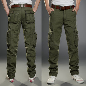 Men's Tactical Pants Army Cargo Functional Pants