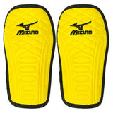 Mizuno Soft Shin Guards Shinguard Shin-Pad Japan Soccer Football Yellow 12ZG05