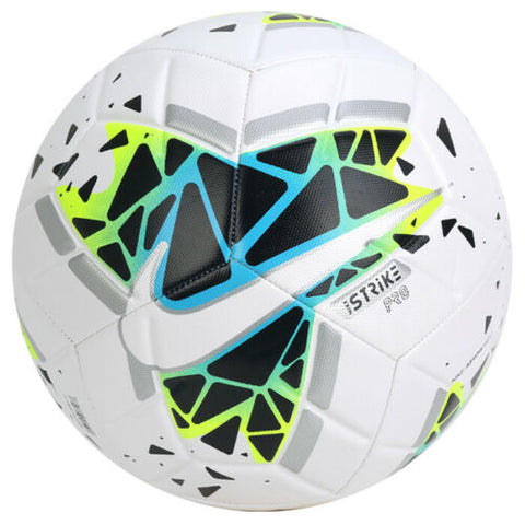Nike Strike Pro Soccer Football Ball White SC3915-101 Size 5