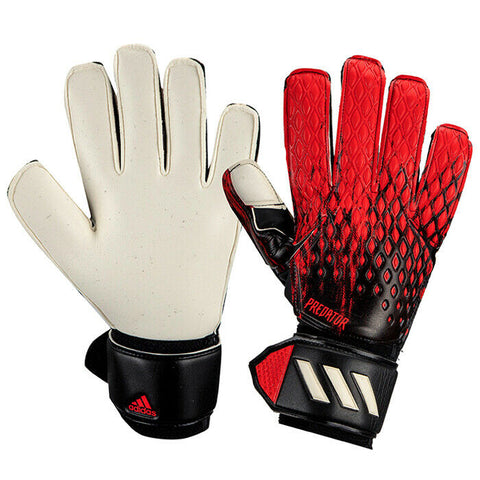 Adidas Predator Training Goalkeeper Gloves GK Soccer Football Red FH7295