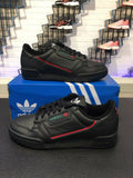 Adidas Originals Continental 80 Men's Casual Shoes Sneakers Black EE5343