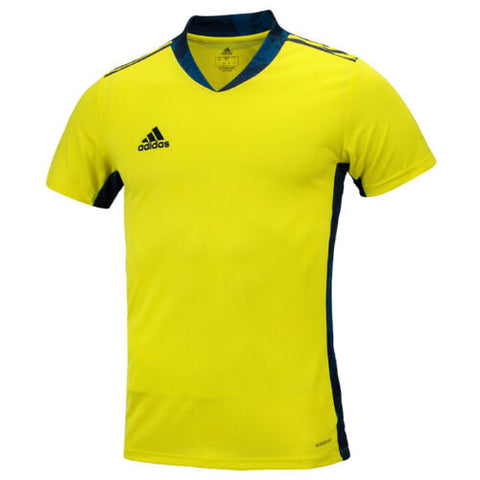 Adidas AdiPro 20 Short Sleeve Goalkeeper Jersey Men's Football Shirts FI4207