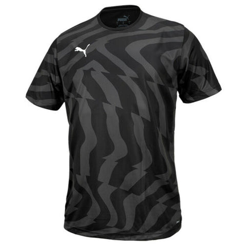 Puma CUP Core T-Shirts Training Top Men's Short Shirts Jersey Black 70377503