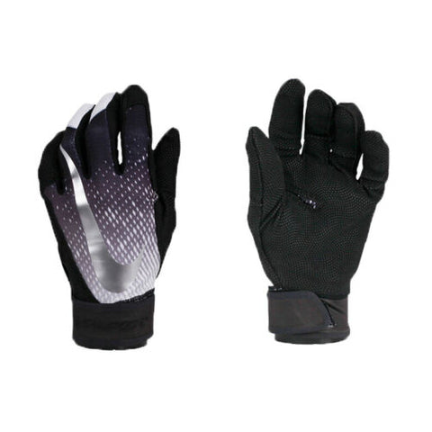 Nike Vapor Elite Baseball Batting Glove Adult Men's Black/Silver GB0457-093