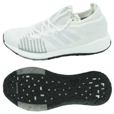 Adidas PulseBOOST HD Women's Running Shoes Training Sneakers Casual White EG1009