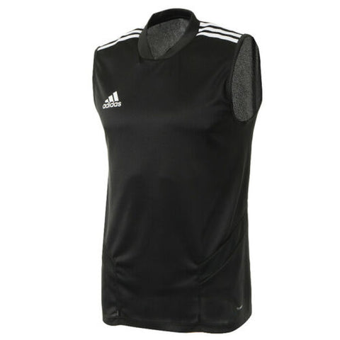 Adidas Tiro 19 Training Tank Top Men's Sleeveless Shirts Football Black DT5401