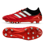 Adidas Copa 20.1 HG Football Shoes Soccer Cleats Red / Black FV2955
