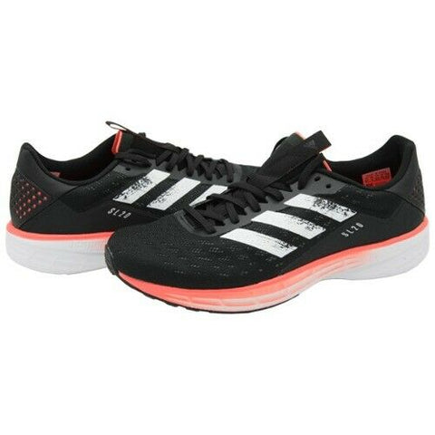 Adidas SL20 Men's Running Shoes Training Sneakers Casual Black EG1144