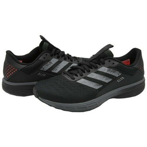 Adidas SL20 Men's Running Shoes Training Sneakers Casual Black EG1166