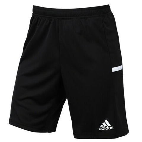 Adidas Team 19 Knit Training Shorts Pants Running Football Soccer Black DW6864