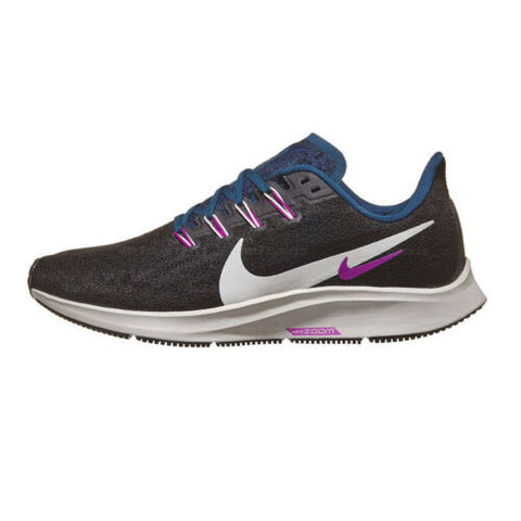 Nike Air Zoom Pegasus 36 Women's Running Shoes Sports Athletic Black AQ2210-012