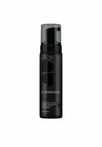 "B.Gorgeous ""Black"" Ultra Dark Foam 200ml"
