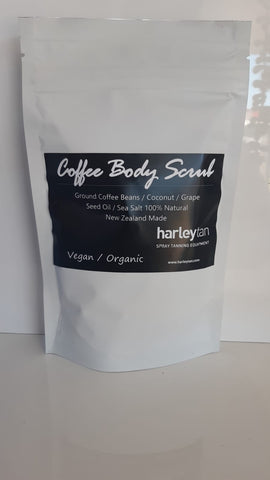 Harley Tan Coffee Scrub