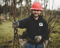 TREE DONATION ON YOUR BEHALF WITH EVERY ORDER! - Northern Roots Clothing
