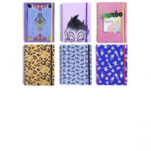 Carica l'immagine nel visualizzatore di Gallery, Disney A5 Spiral Bound Notebook - Choice of Characters - The Celebrity Gift Company