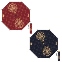 Carica l'immagine nel visualizzatore di Gallery, Harry Potter Hogwarts Folding Umbrella - The Celebrity Gift Company