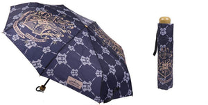 Harry Potter Hogwarts Folding Umbrella - The Celebrity Gift Company