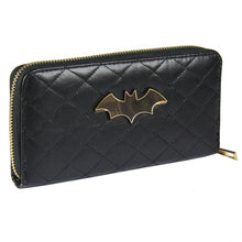 Load image into Gallery viewer, Batman Faux Leather Purse - The Celebrity Gift Company