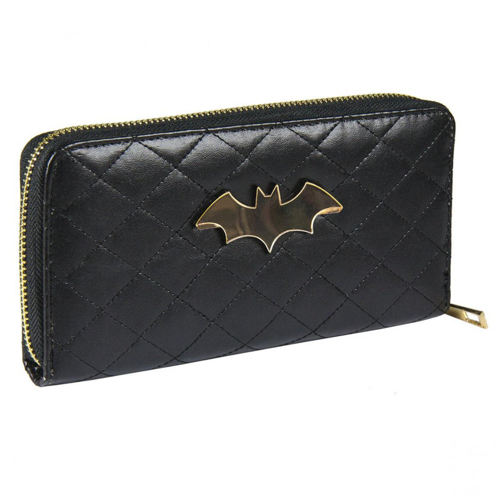 Batman Faux Leather Purse - The Celebrity Gift Company