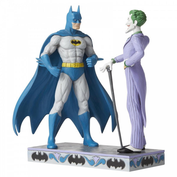 Batman and The Joker Figurine, Home & Garden by The Celebrity Gift Company