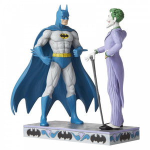 Batman and The Joker Figurine - The Celebrity Gift Company