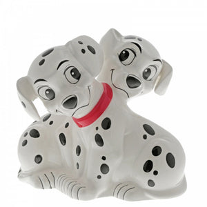 Disney 101 Dalmatians Ceramic Money Bank - The Celebrity Gift Company